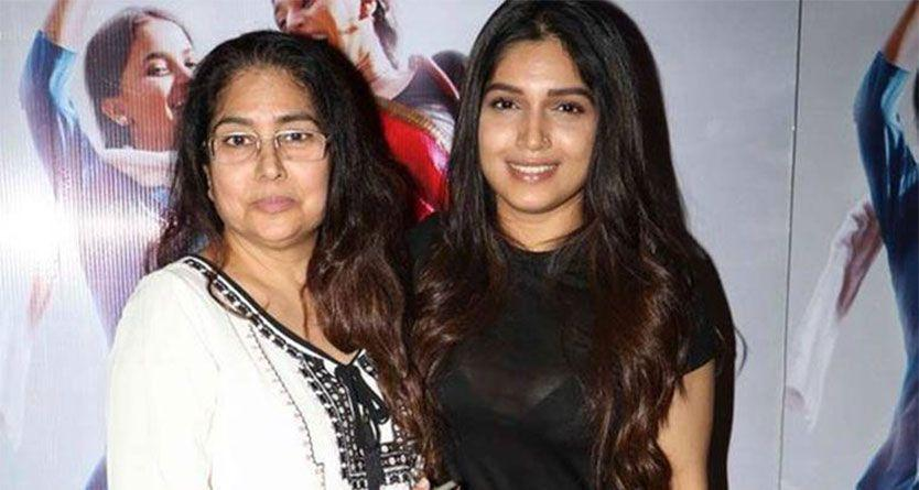 Bhumi Pednekar's mother on turning producer: I came into films because of my daughter