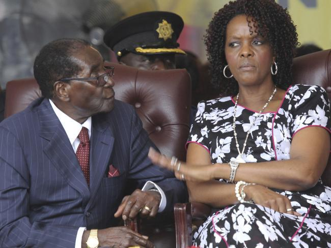 'Gucci Grace': Zimbabwe's First Lady's lavish existence polarises country