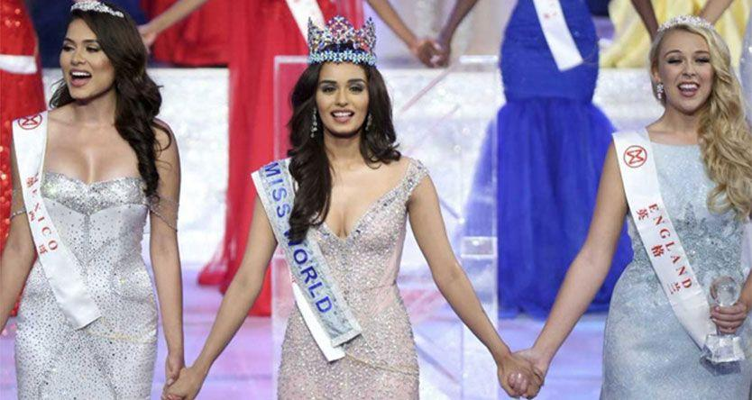 India's Manushi Chhillar Brings Home Miss World Crown After 17 Years