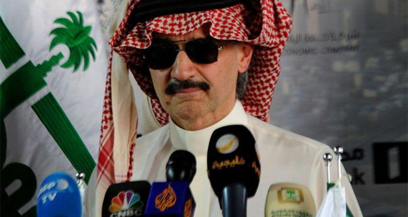 Who Is Alwaleed Bin Talal, The Prince At The Center Of The Saudi Corruption Purge?