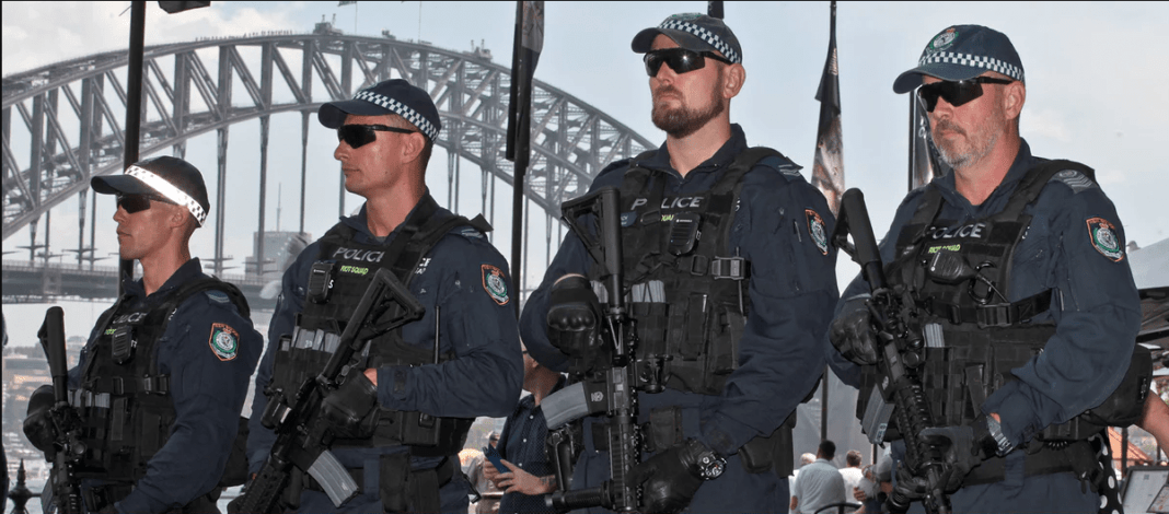 War On Terror: NSW Cops To Be Now Armed With High-Powered Assault Rifles
