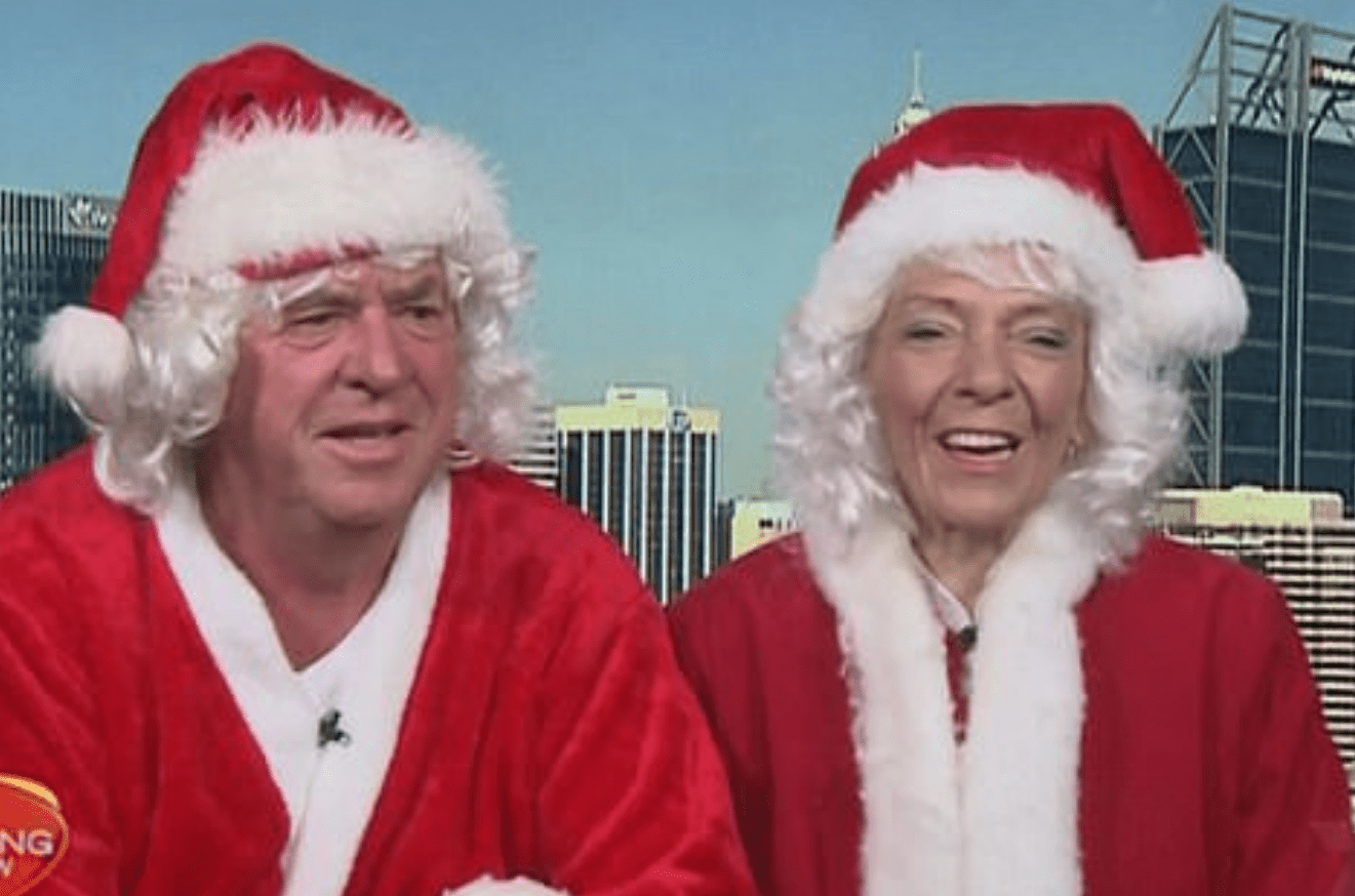 Meet The Real Life Santa And Mrs. Claus Right Here In Australia
