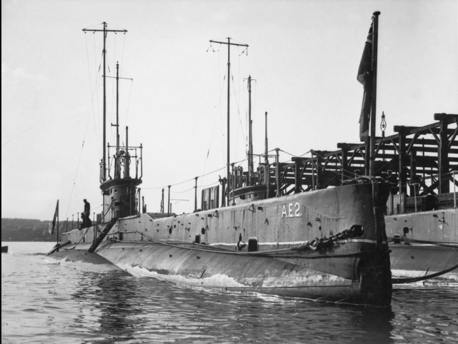 Long lost Australian submarine found after being missing for 103 years