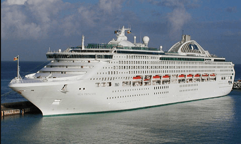 Nearly 200 hit by gastro on Sea Princess cruise ship docking in Brisbane