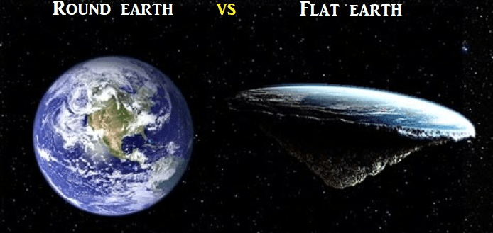 Busting Myths About Australia: Yours Truly, The Flat Earth Society