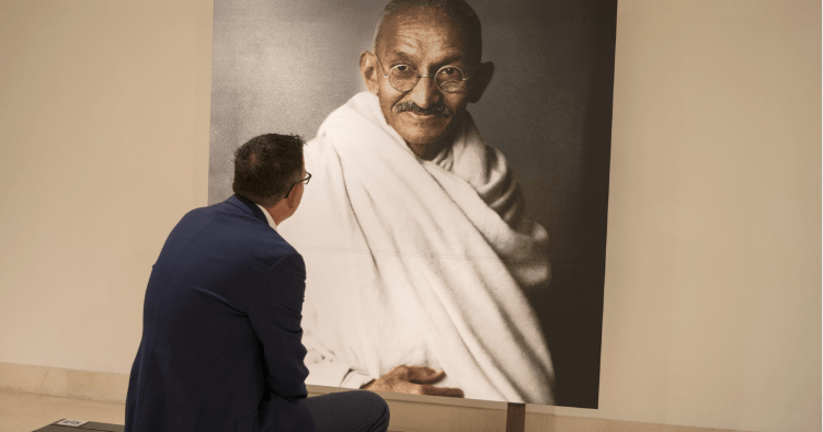 The Next Gandhi is In You