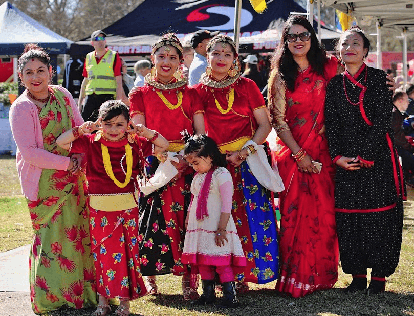 Inaugural Macarthur Multicultural Children's Festival A Big Hit With Kids