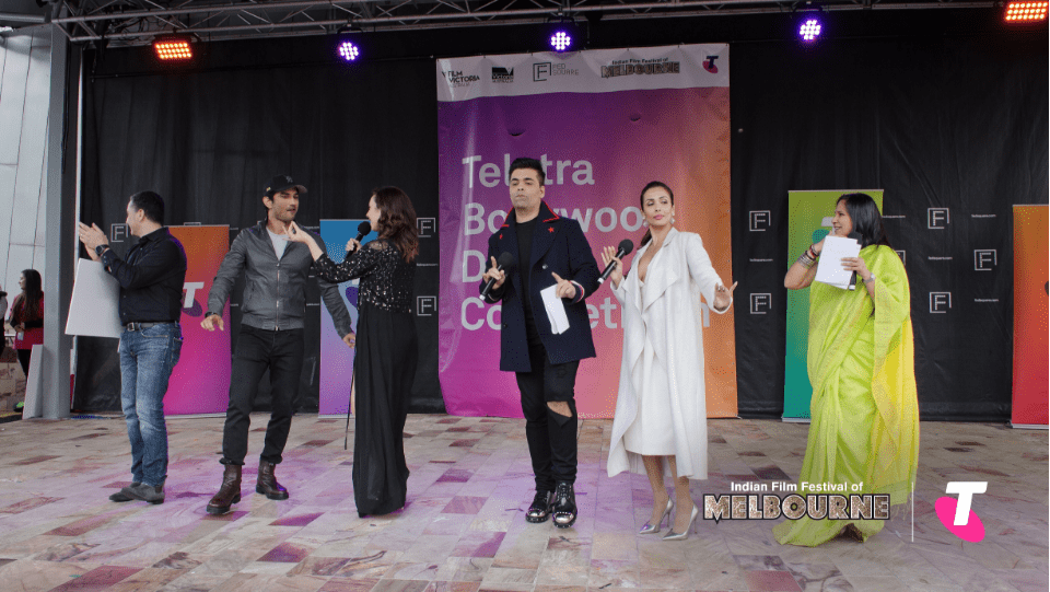 Superstar Celeb Judges Announced For Telstra Bollywood Dance Competition'18