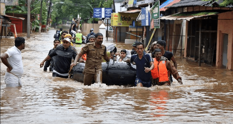 As Floods Ravage Kerala, Labor Urges Oz Government To Extend Helping Hand