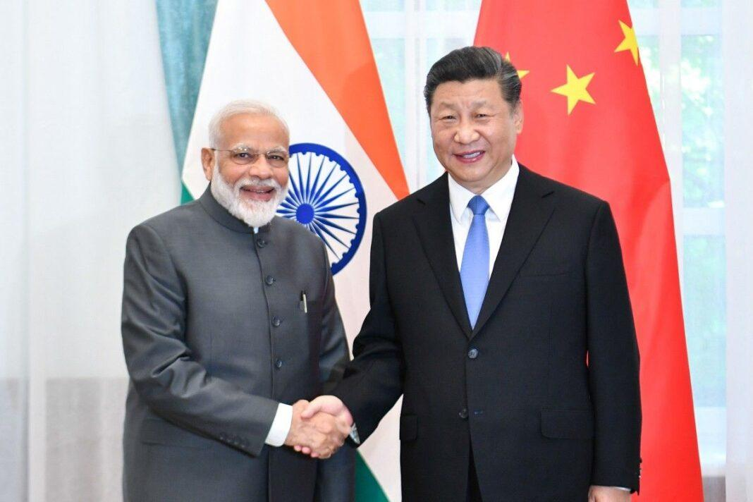 Modi and Chinese President