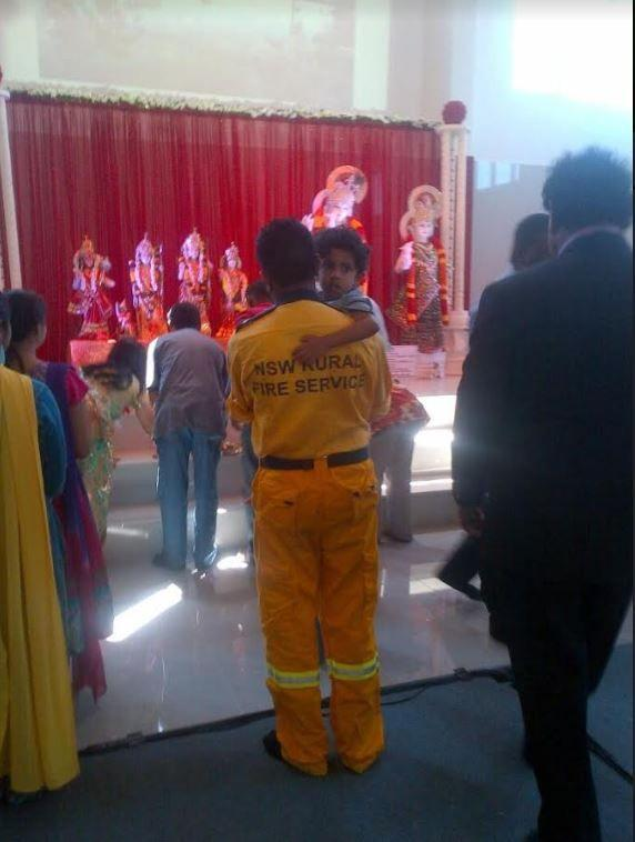 Thank God for Indian Volunteers in Oz