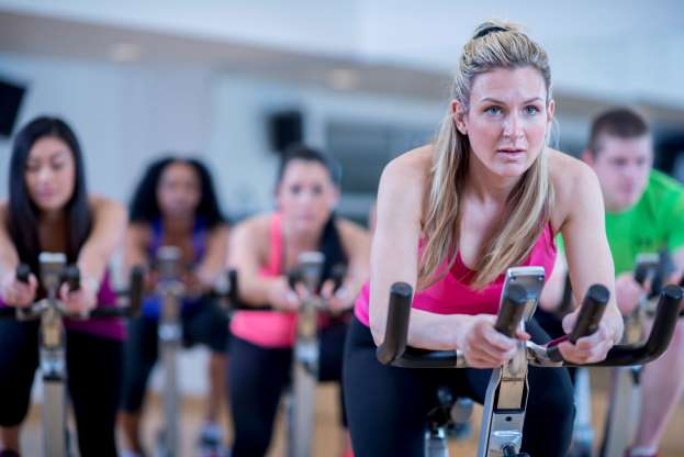 This form of workout combines cycling classes with karaoke You just have to pick a song and sing it aloud while pedaling