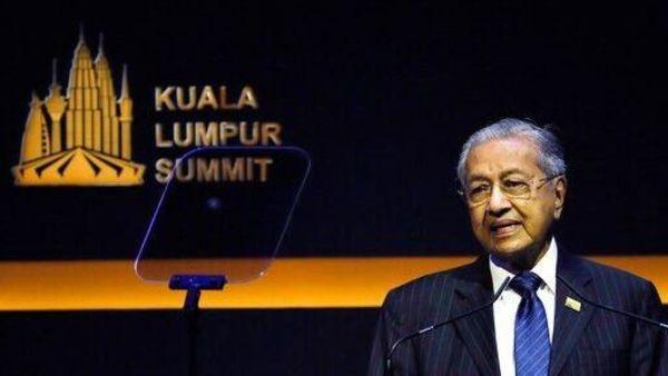 India objects to Malaysian PM's remark on CAA, says it's Delhi's internal matter