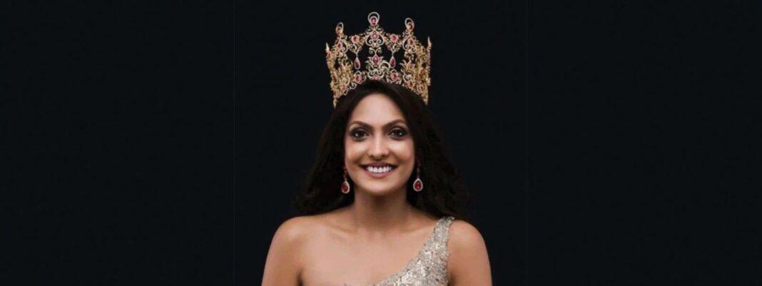 Sri Lankan Caroline Jurie crowned Mrs World 2020