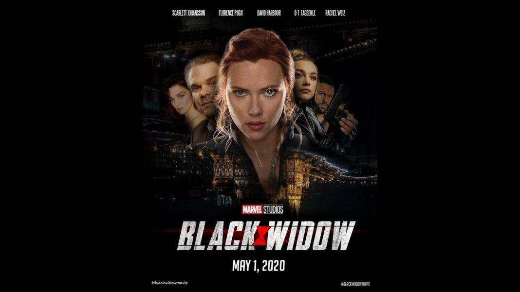 Marvel Studios' Black Widow is in theaters May 1, 2020.