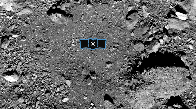 NASA selects site on asteroid Bennu for sample collection mission