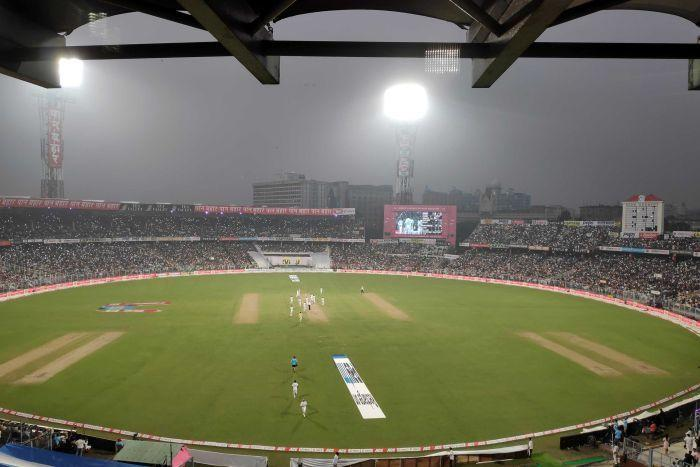 Big crowds saw India beat Bangladesh in the team's first-ever pink ball Test in Kolkata last year