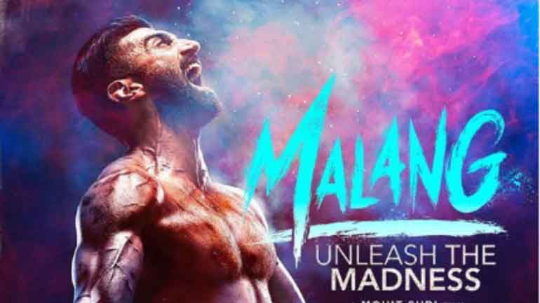 Malang first look poster