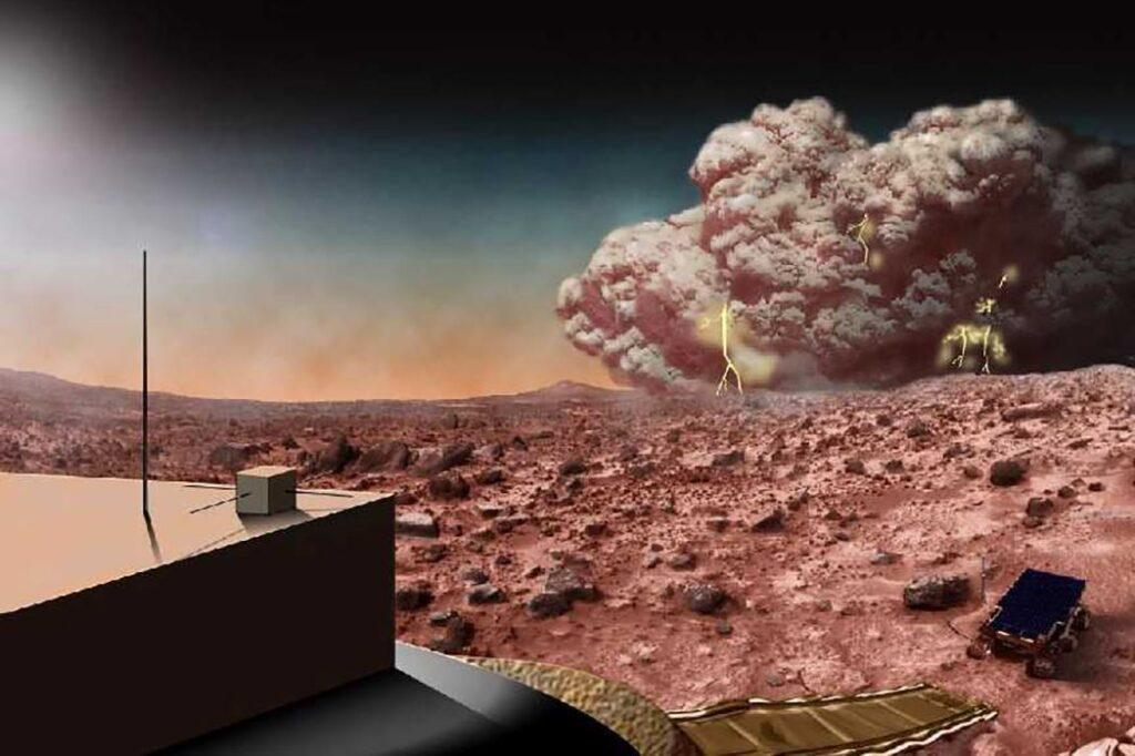 NASA is trying to better understand dust storms and other Martian weather phenomenon