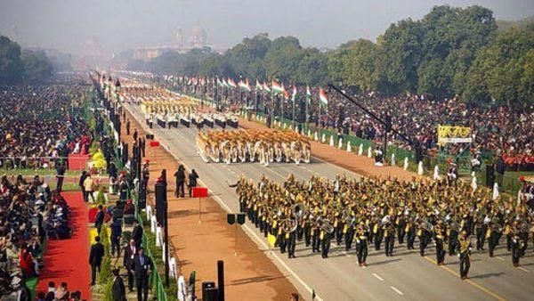The ceremony that lasted one and a half hours, was witnessed by PM Narendra Modi and the chief guest of this year's parade, Brazilian president Jair Messias Bolsonaro, while President Ram Nath Kovind took the salute