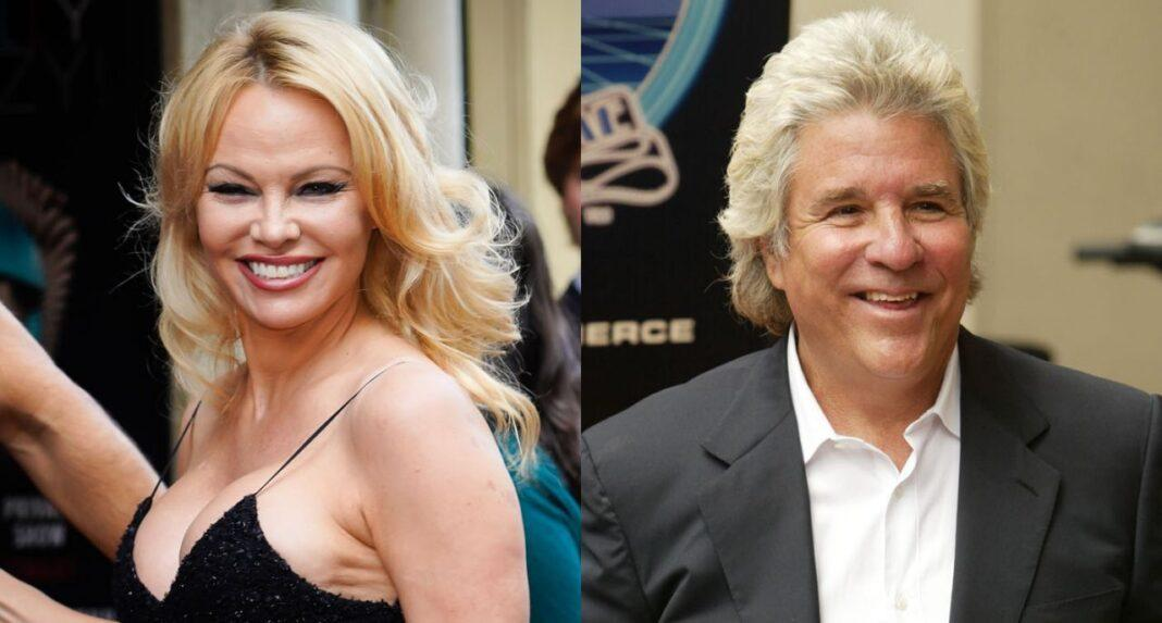 Pamela Anderson and producer Jon Peters have reportedly gotten married