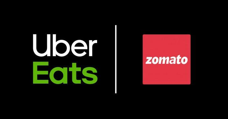 uber eats and zomato