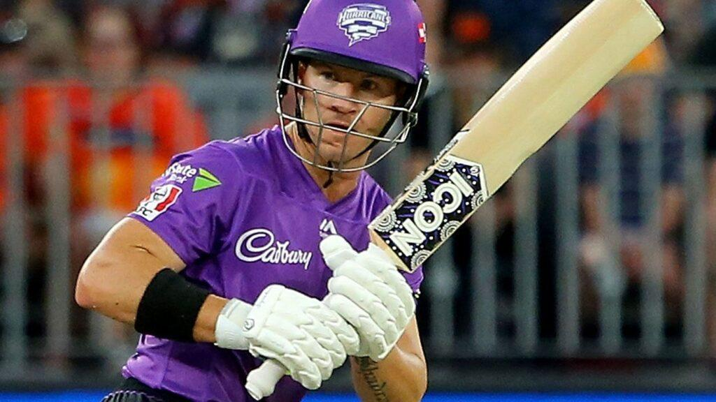 Explosive Hobart Hurricanes opener D'Arcy Short will be Maxwell's replacement in the T20 and ODI squads (Getty)