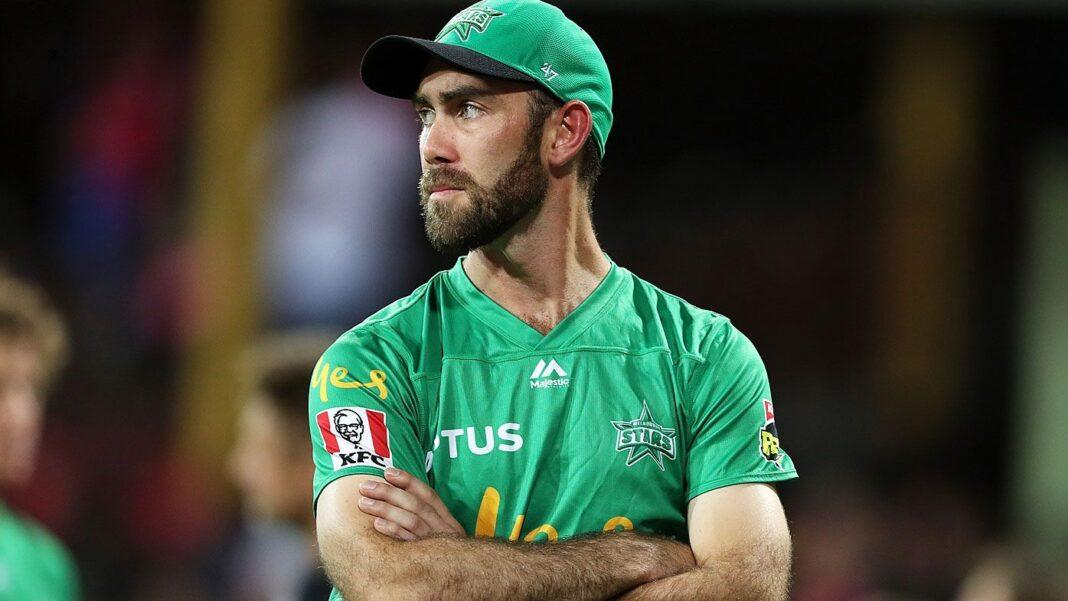 Maxwell had managed the nagging elbow issue during the Melbourne Stars' BBL campaign