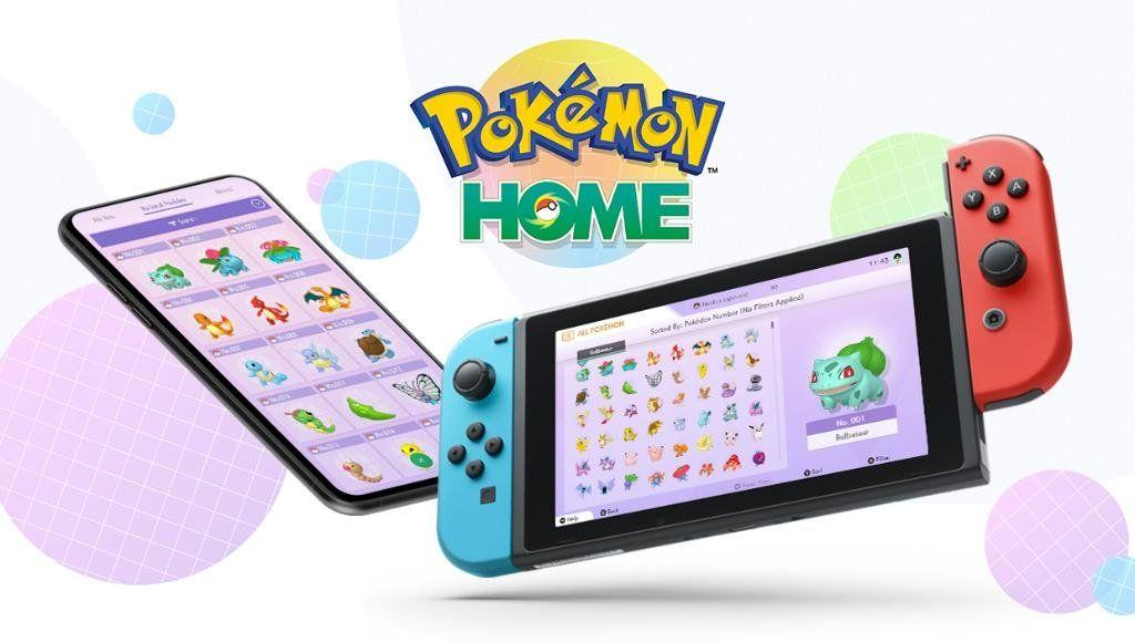 Pokemon Home Is Now Available On Nintendo Switch, iOS, And Android
