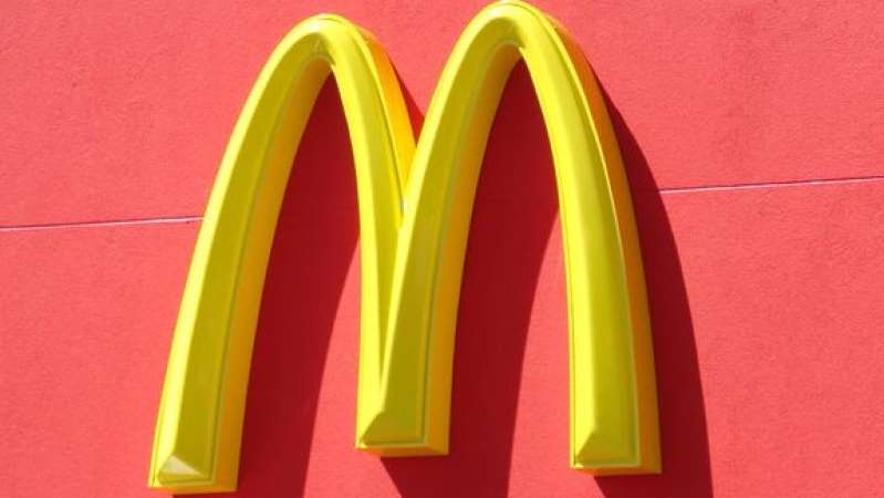 The alleged attack occurred at a McDonalds outlet