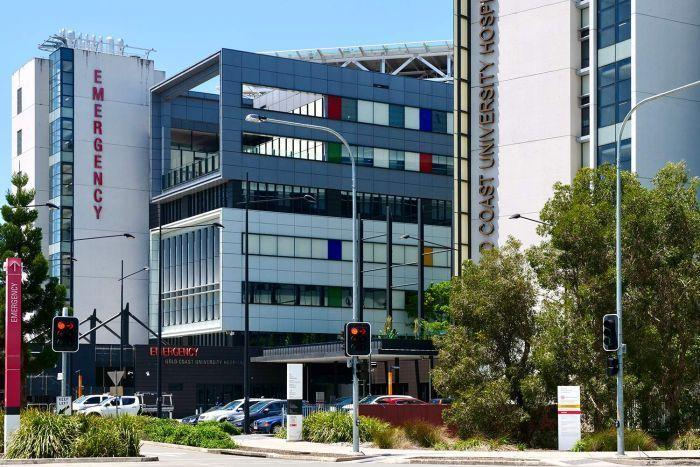 The boy remains in isolation at the Gold Coast University hospital at Southport