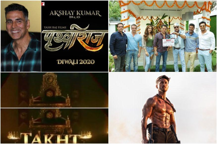 Bollywood Films to Reschedule Release Dates as Shooting Gets Delayed and Box Office Takes a Hit