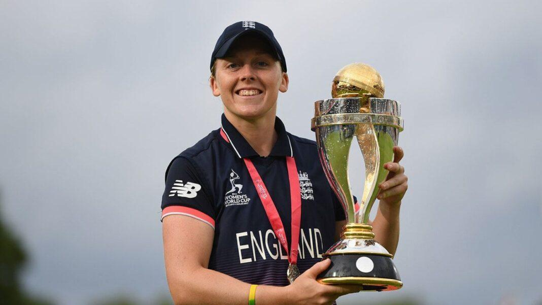 England to open Women's World Cup defence against Australia