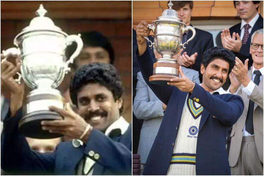 Ranveer Singh Shares '83 World Cup Winning Moment, See Pic