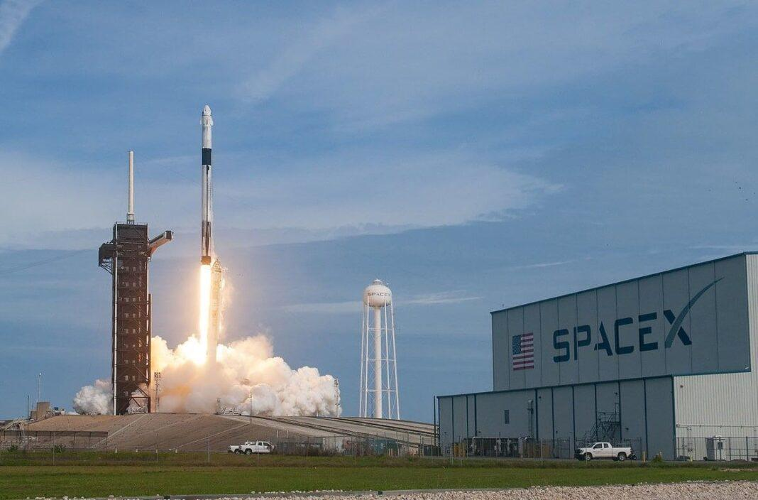 SpaceX makes and donates hand sanitizer, face shields to stop COVID-19