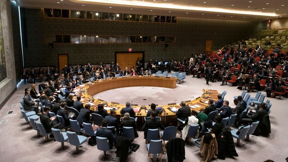 UN adopts 4 resolutions, voting by email because of COVID-19