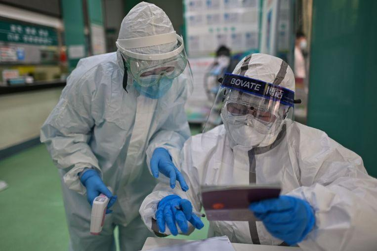 Airborne coronavirus detected in Wuhan hospitals - The Indian Telegraph