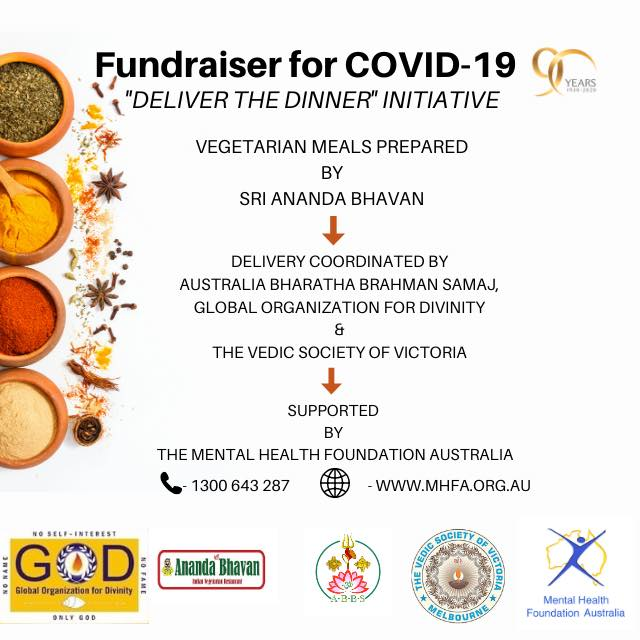 Fundraiser for Covid-19