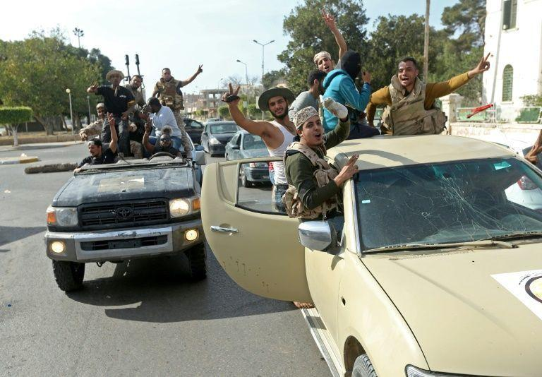 Libya unity government seizes strategic cities from rival Haftar
