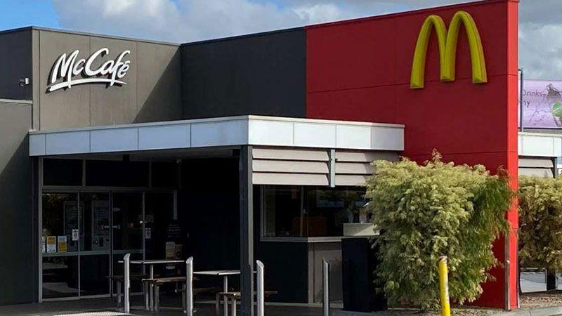 12 Aus McDonald's shut after delivery driver tests COVID-19 positive