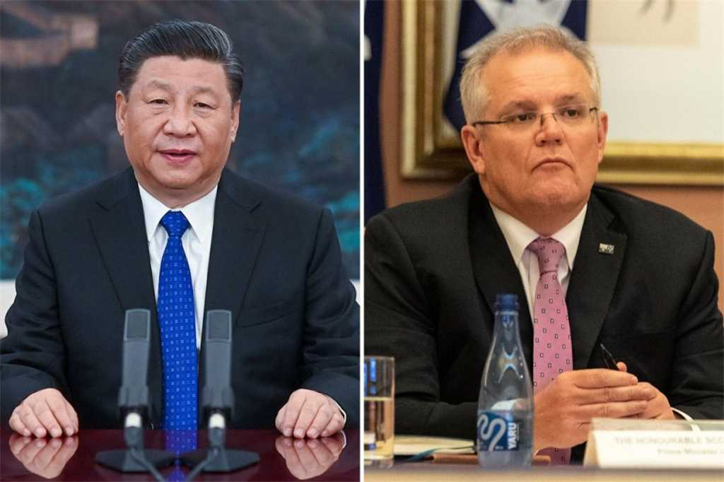 Aus rejects trade war with China over tariff son barley
