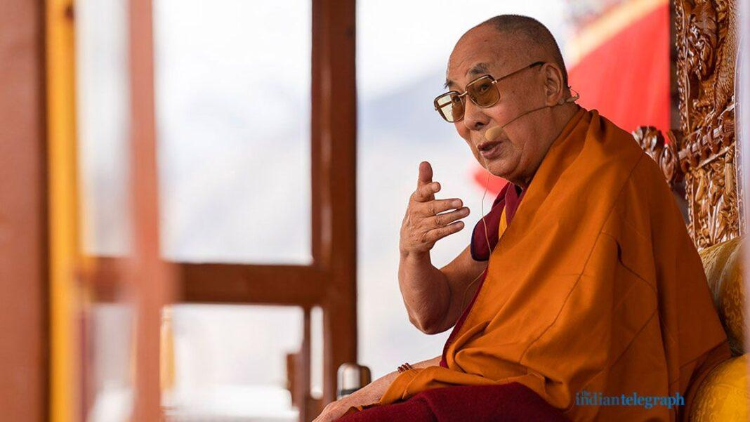 Dalai Lama teaches ways to tackle negative emotions amid pandemic