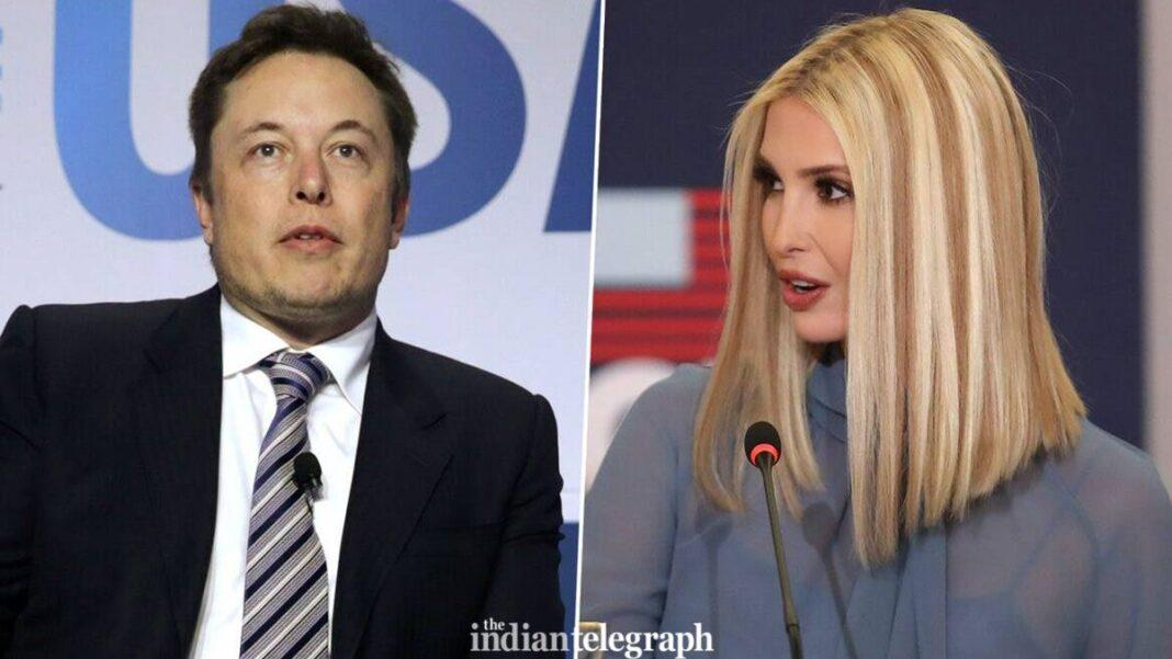 Elon Musk says 'take the red pill', Ivanka Trump says 'taken'