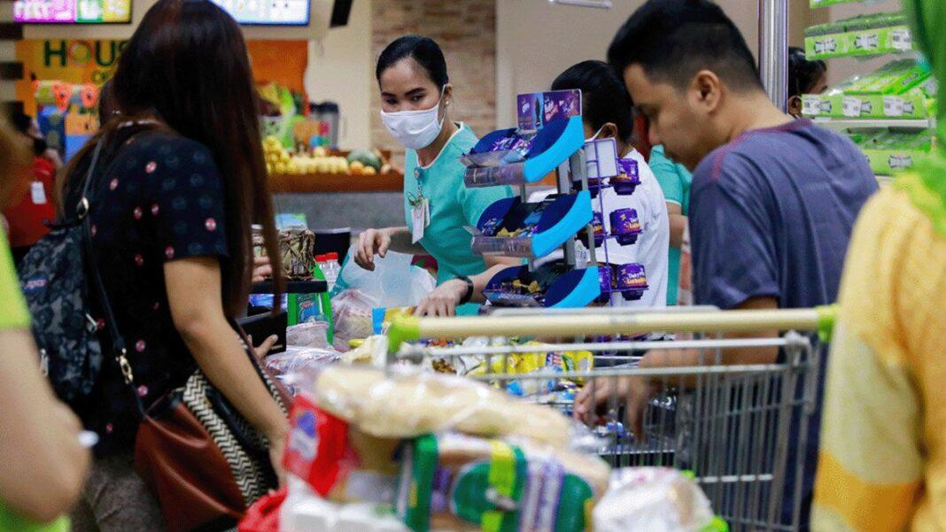 Higher income group tops in panic buying