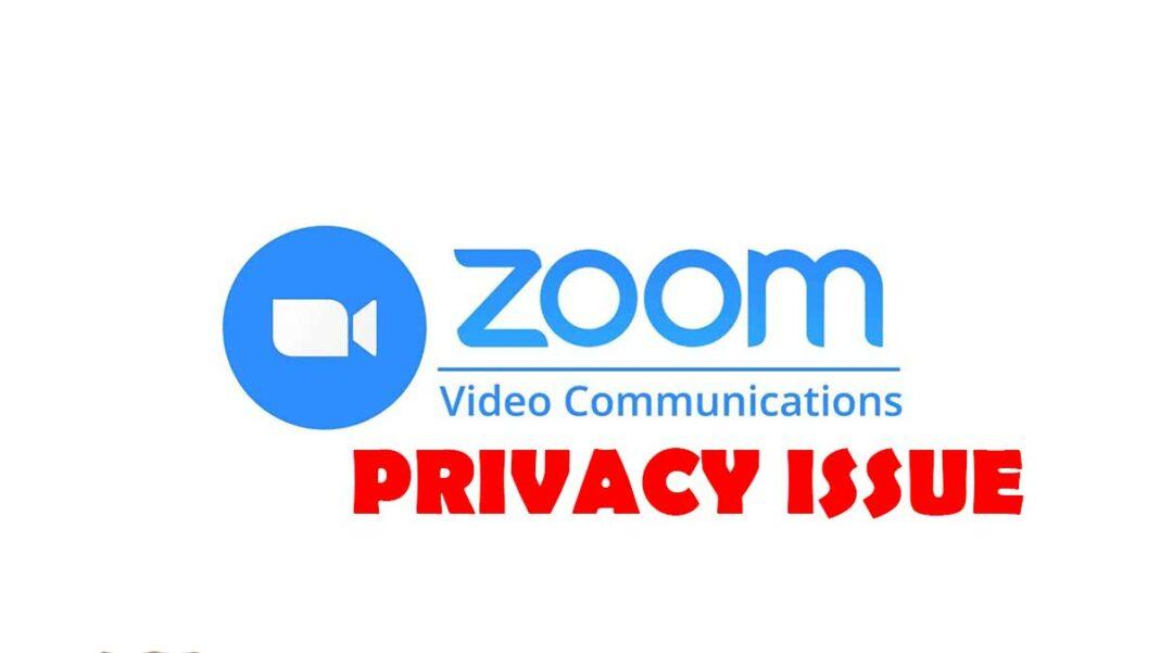 ban Zoom for privacy breach, security issues