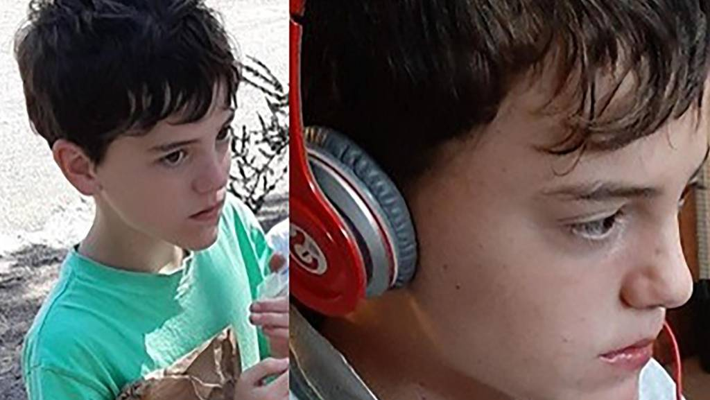 Creative way rescue teams are searching for missing autistic teenager William Callaghan