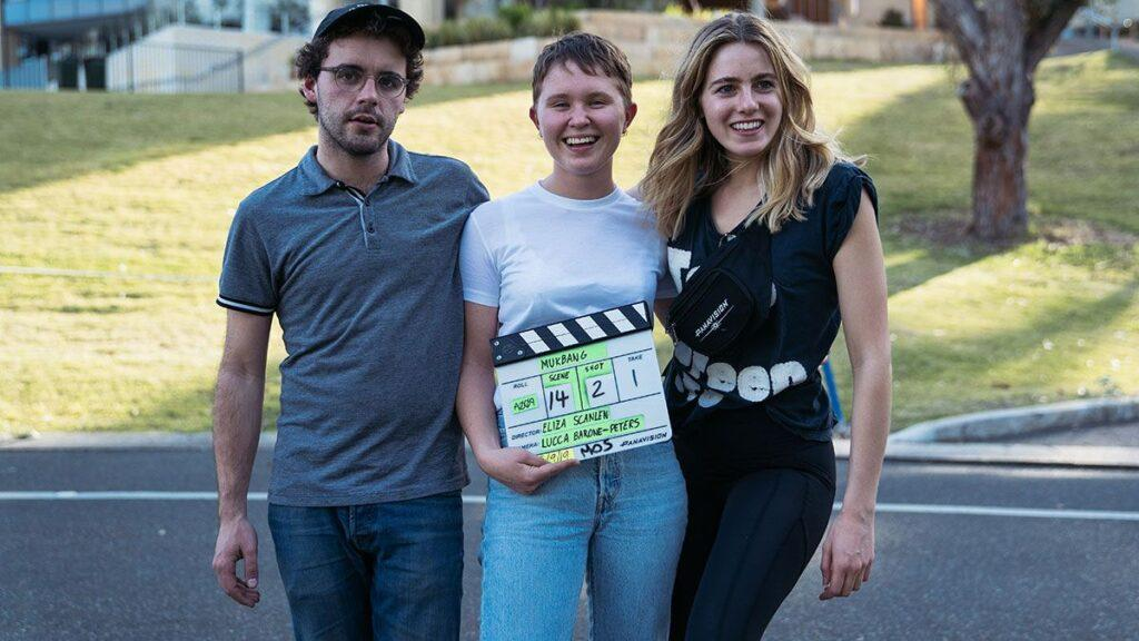 Eliza Scanlen for Mukbang (Rouben Mamoulian Award for Best Director)
