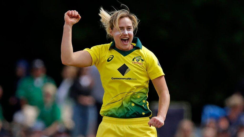 Ellyse Perry Australian Cricketer