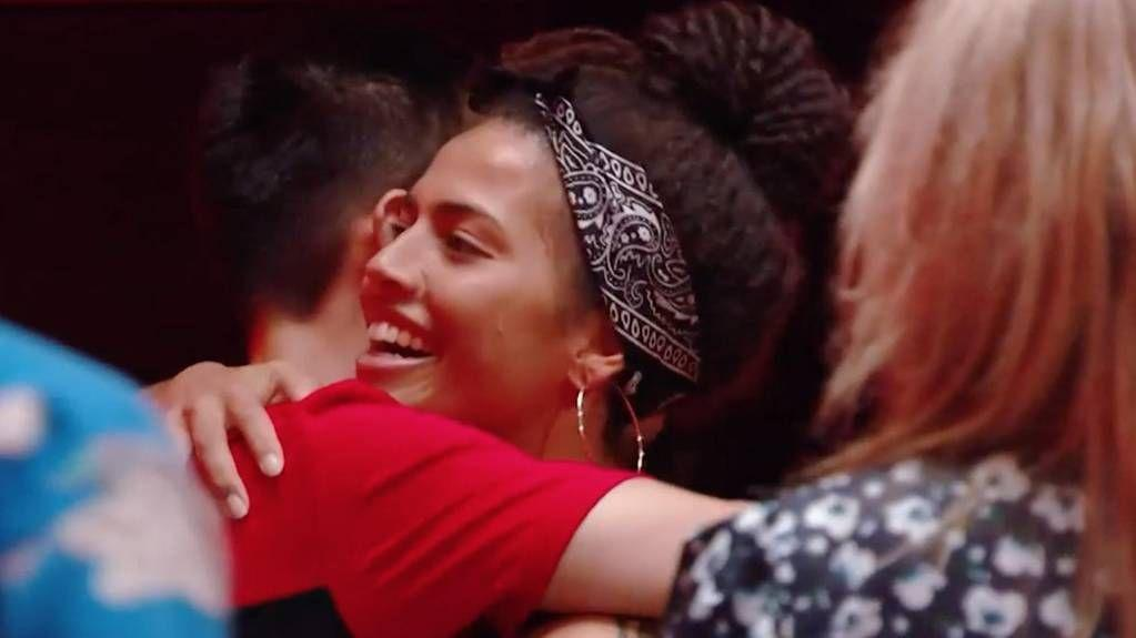 Laura is the first contestant evicted from Big Brother