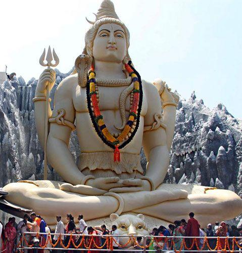 Lord Shiva, being a Yogi, is also called, Adinatha